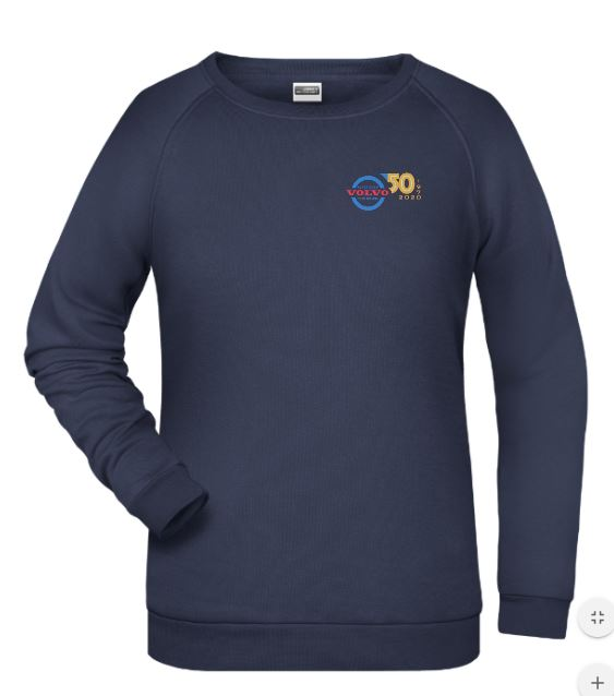 Sweater Navy Volvo 50