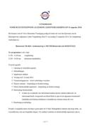 140831 - BALV 31 augustus 2014 Aankondiging en agenda def