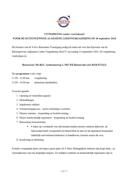 140914 - BALV 14 september 2014 Aankondiging en agenda def