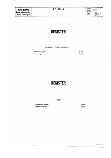 Onderdelenboek Amazone B16