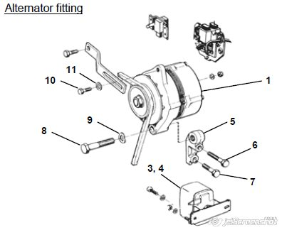 alternatorRHDfittingbracket419417.jpg